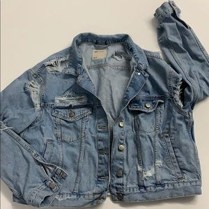 ASOS // Denim Jacket